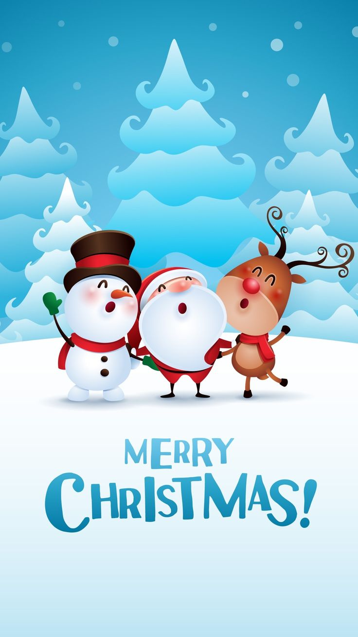best 25+ merry christmas wallpapers ideas on pinterest | merry