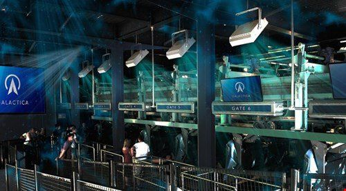 You should do one thing every day that scares you… that's how the saying goes, right?! Well, this definitely counts. Alton Towers' new ride Galactica is a virtual reality rollercoaster – the first of its kind in the UK – and we were part of the first group of people to try it out. This …