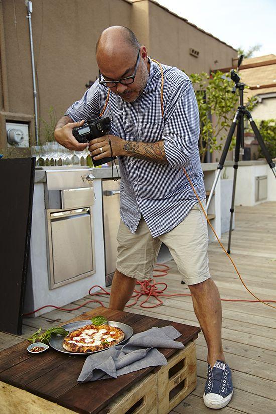 Когда лучше фотографировать еду
