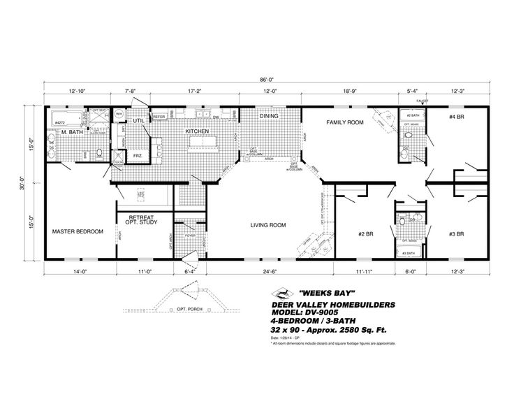 Dv 9005 Weeks Bay Deer Valley Homebuilders For The