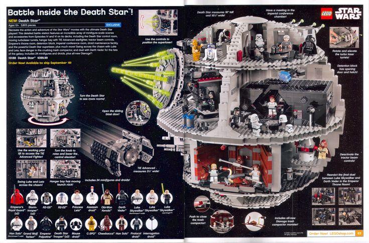 ... Star! wow.... | Lego death star | Pinterest | Lego, Death star and