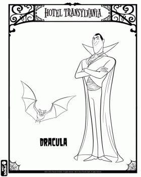 cartoon castle frankenstein | Hotel Transylvania coloring pages, Hotel Transylvania coloring book ...
