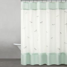 pretty dragonfly shower curtains. kate spade new york Dragonfly Drive x Shower Curtain  Bed Bath Beyond 21 best Remodeling ideas images on Pinterest Dragon flies