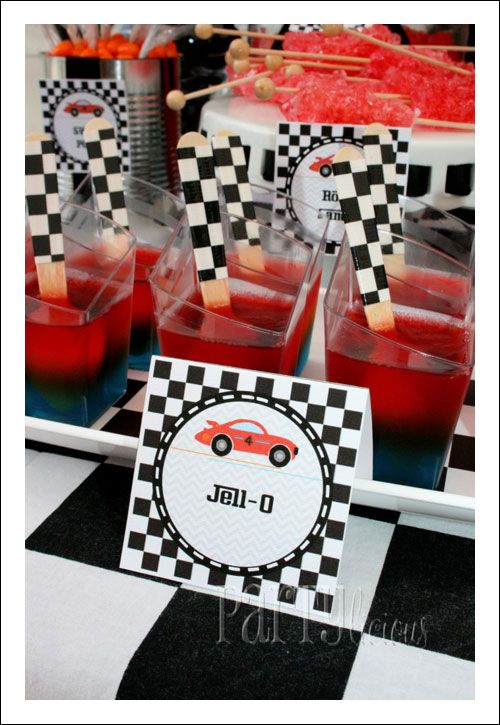 Best Cars Race Car Party Ideas Images On Pinterest