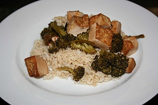 CrockPot Honey and Orange Tofu Recipe - This is a tofu recipe. If you don't like tofu, the marinade will taste great on chicken or pork. But tofu is good for you. You should really get over it, already.