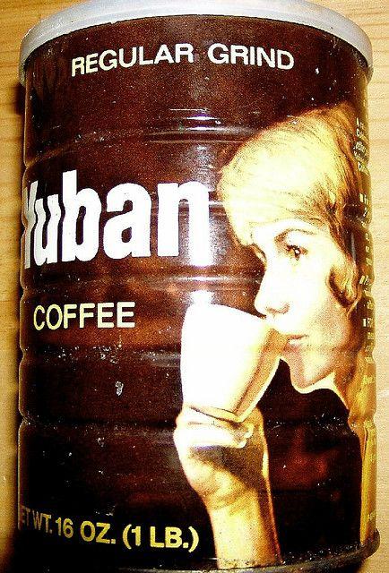 1970s Yuban coffee can | by mankatt