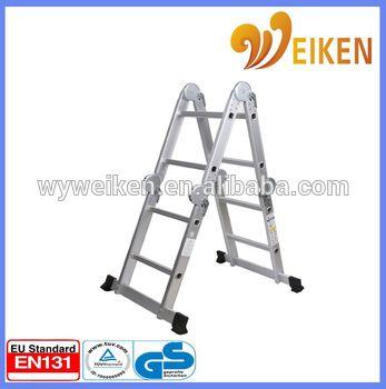 2.7m multipurpose ladder aluminum alloy ladder