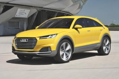 The new Audi Q2 #carleasing deal | Not yet one of the many cars and vans available to lease from www.carlease.uk.com