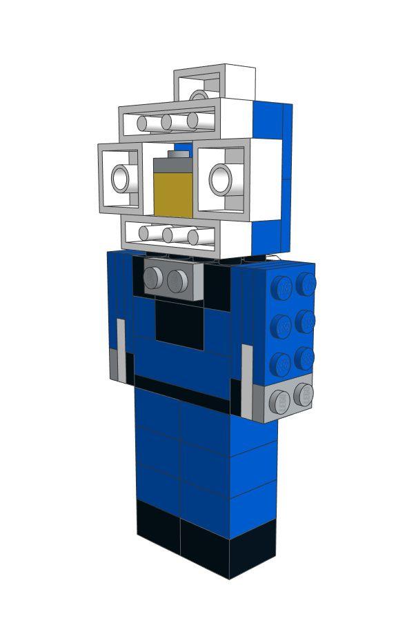 LEGO Arctic Explorer MOC. Download it on our website!