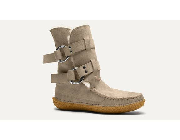 QUODDY - Womens twinstrap boot. Made in the USA.
