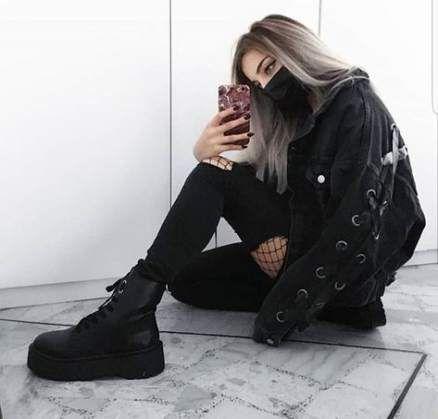 37 trendy ideas fashion punk grunge style