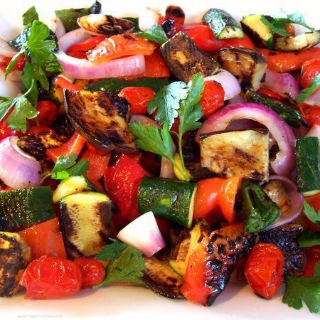 Ratatouille Salad | Cooking | Pinterest