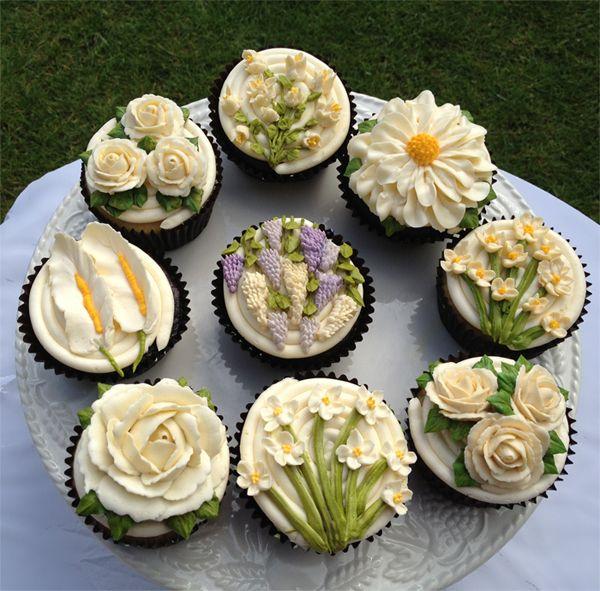 Cup Cake Baking