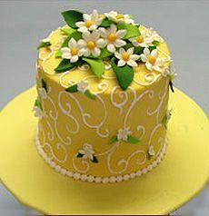 Lovely summer cake