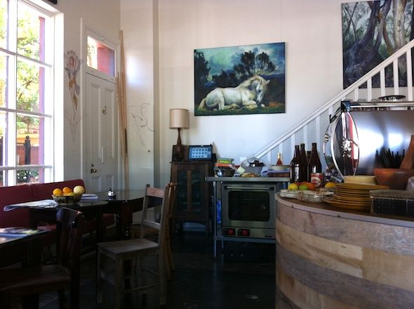 the ride and fall temperance lounge on east terrace #coffee #sweets #meals #adelaide