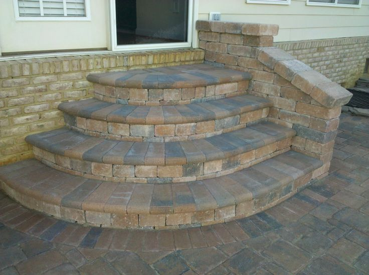 Bullnose Pavers Bing Images Alex S House Pinterest