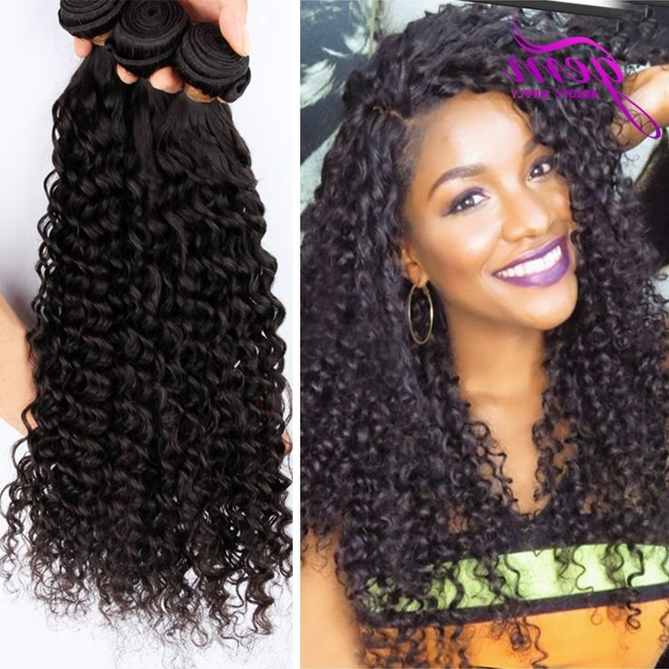 Astonishing 1000 Ideas About Curly Weaves On Pinterest Curly Weave Hairstyle Inspiration Daily Dogsangcom