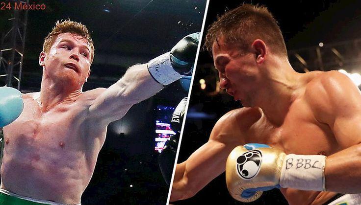 5 razones para no perderte la pelea de 'Canelo' vs Golovkin