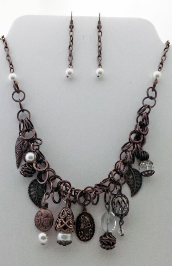 Indian Bazaar - Jewelry creation by K. Lynn Designs