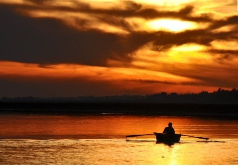 Se laisser bercer par un coucher de soleil | #CapVert |