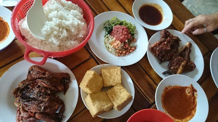 Ayam Taliwang @ Taliwang Irama, Lombok
