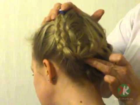 Массаж головы для снятия головной боли за 4 минуты