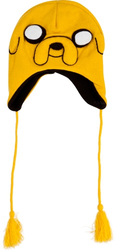 Adventure Time Jake Hat I WANT THIS SO MUCH  TAKE NOTE FOR MY BIRTHDAY