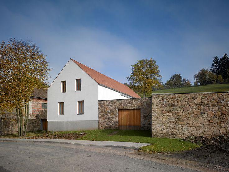 Family House in Malá Lhota / JRA Jarousek.Rochova.Architekti