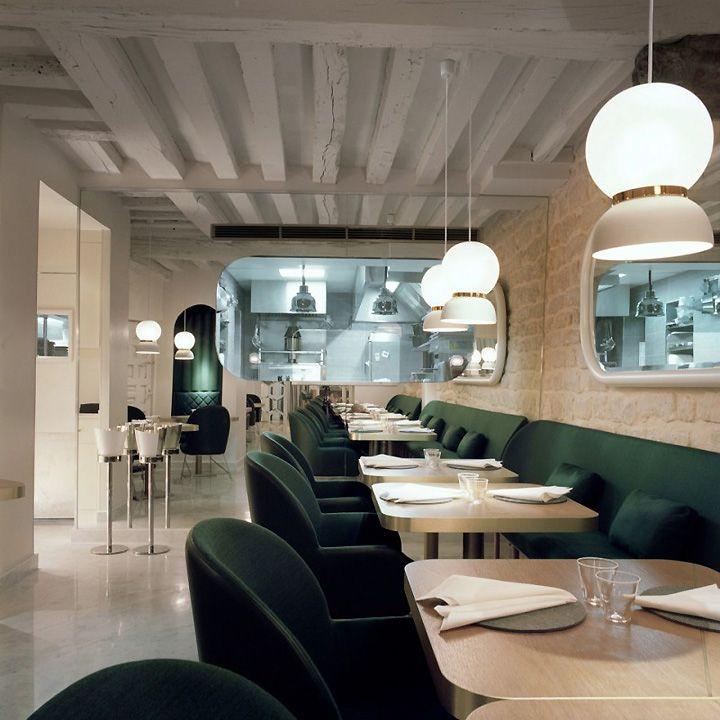 Le Sergent Recruteur restaurant by Jaime Hayon, Paris hotels and restaurants