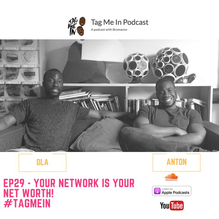 EP29 – Your Network is your net worth! In true Tag Me In Podcast fashion how Ola conquered his fears of public speaking as mentioned on EP10 – Public Speaking or Die Join Anton and Ola as they discuss the