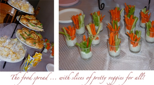 Cute Food Ideas For Parties My Craft Blog Stitching It