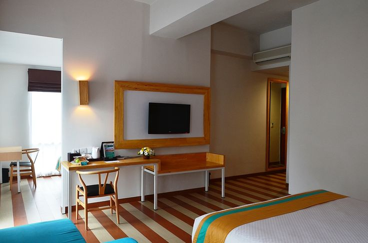 Bring your children? Need to stay in group? (Max. 3 persons) please smile... We have DELUXE FAMILY ROOM but remember we are in cool crowd are so we only accept Urban Family / Cool Group to stay with us...
