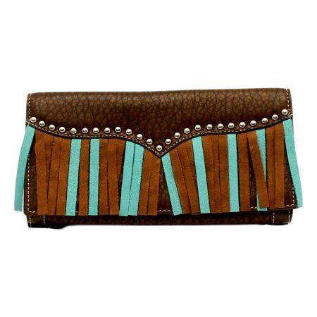 Leather Zip Around Wallet - Angela by VIDA VIDA vGEYJNnXO9