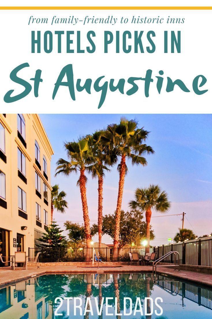 Best St Augustine Hotels Interesting Inns And Fantastic Vacation Rentals Virginia Beach Travel Florida Hotels St Augustine