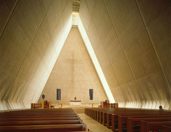 An in-depth look at the architecture of Eero Saarinen