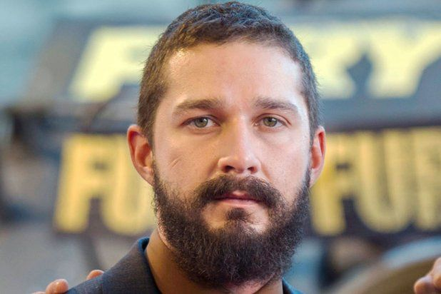 Shia LaBeouf's supporters claim the actor's arrest came after he pushed a man yelling Nazi rhetoric at him.