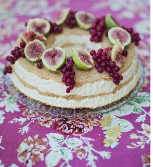 Leilas Frozen Cheesecake.. Tea time anyone?!