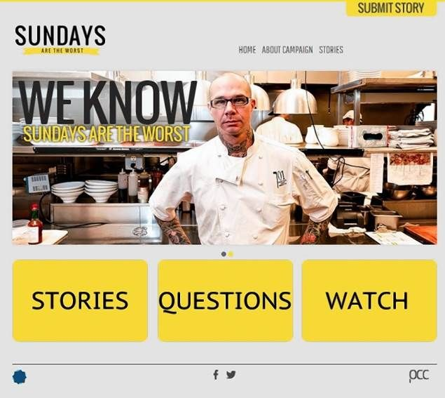 Waiters share horror stories about Sunday church crowd - Daily News