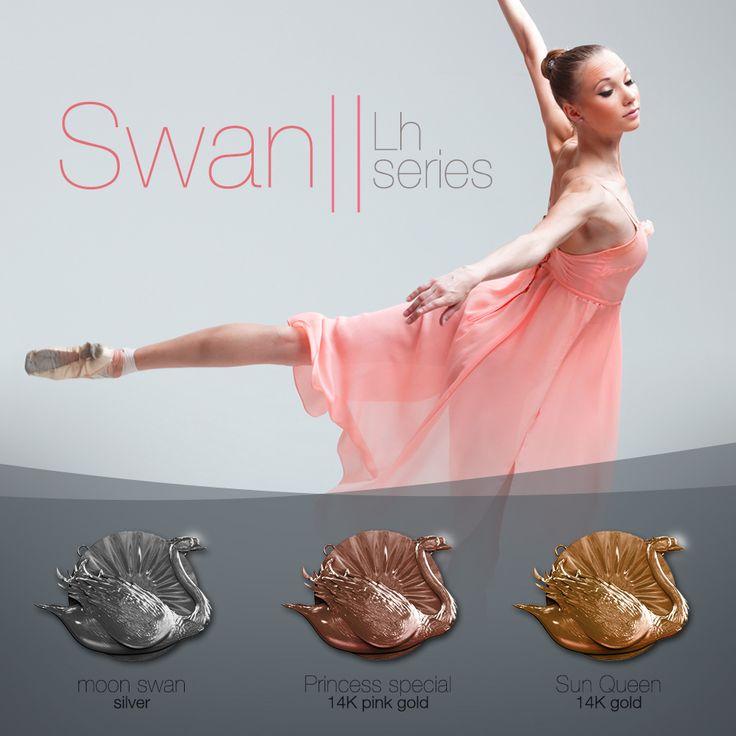 Lottie house - jewel swan series #jewels #swan #mode #fashion image credit : thinkstock.com