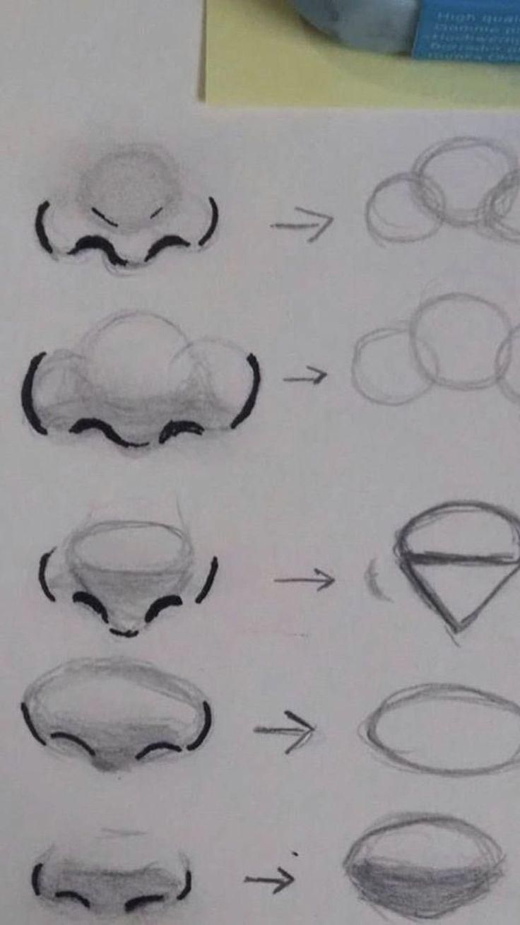 Drawing Tips Nose Drawing Drawings Drawing Tips For Beginners Drawing Tips Character Design Drawin In 2020 Art Drawings Simple Nose Drawing Art Drawings Sketches