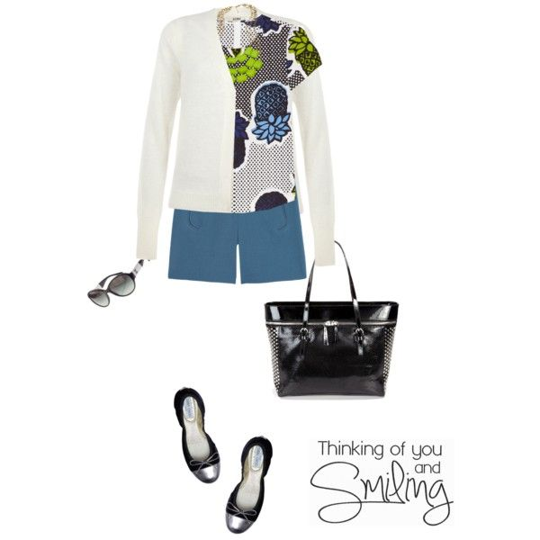 Top by MOSCHINO CHEAP & CHIC by fashionmonkey1 on Polyvore