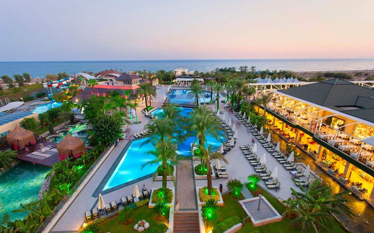 Alva Donna Exclusive Hotel & Spa - Boğazkent   Etstur