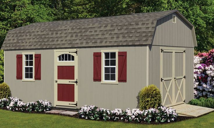 Affordable Amish built sheds for sale in Manlius, Syracuse and CNY. Our outdoor storage sheds and storage buildings are Amish made to last for years.