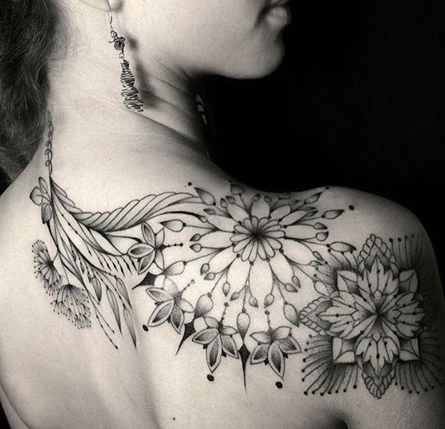 35 OF THE MOST POPULAR SHOULDER TATTOO IDEAS FOR WOMEN