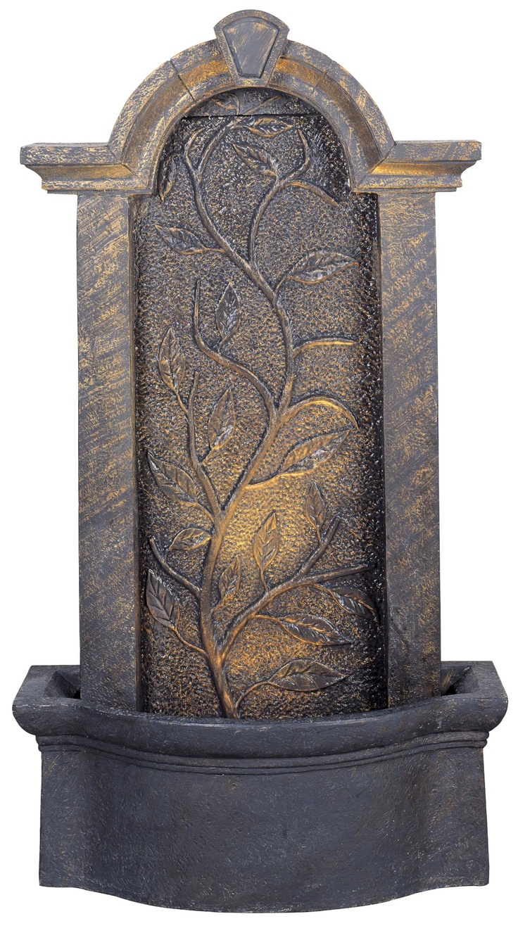 26 best indoor fountains images on pinterest indoor fountain kenroy home meadow floor fountain indoor or outdoor rated finish bronze heritage finish specification this item includes meadow floor fountain 45 inch workwithnaturefo