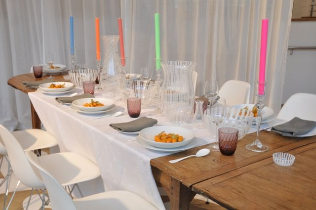 A vision of summer dining