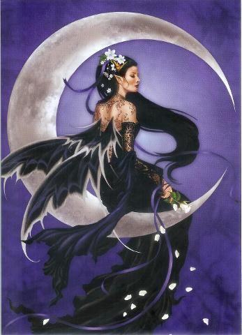 Nene Thomas Art   ... Greeting Cards Page 1, Fairy Greeting Card   Fantasy Gallery Art