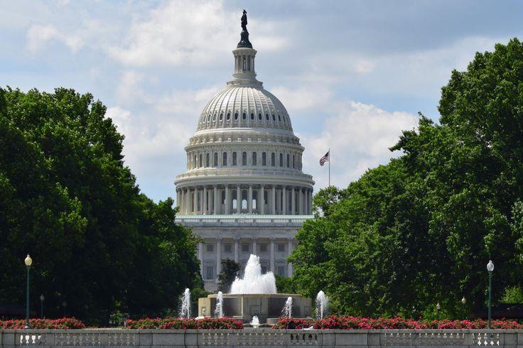 Capitol Building Washington DC Congress House of Representatives Senate