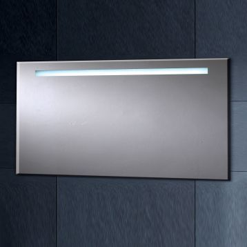 ** PREFERRED ** - Product image for Phoenix Illuminated Heated Mirror with Shaver Socket 1200mm