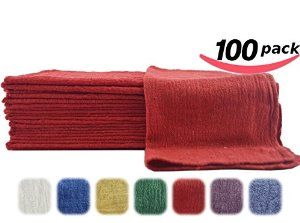 Utopia Cotton Auto Shop Towels - 100 Pack - Visit to see more options